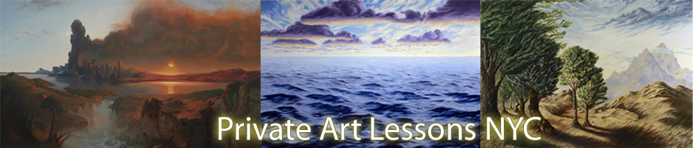 Private Art Lessons NYC